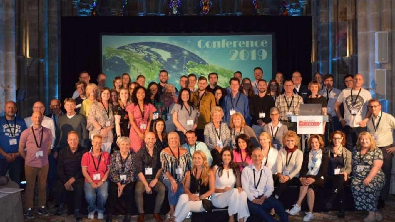 Allen Carr team at UK conference 2019