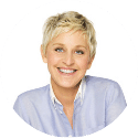 Ellen DeGeneres presenter